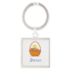Easter Basket Marie Keychains