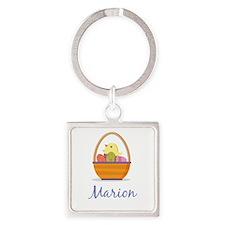 Easter Basket Marion Keychains