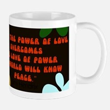 jimi retro -when the power of love... Mug