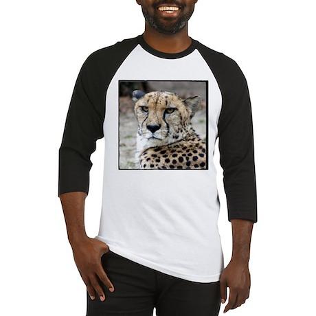 Cheetah Gifts Baseball Jersey