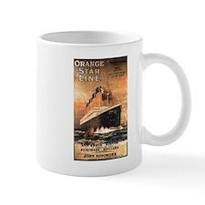 Regular Orange Star Mug