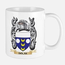 Dolan Coat of Arms - Family Crest Mugs