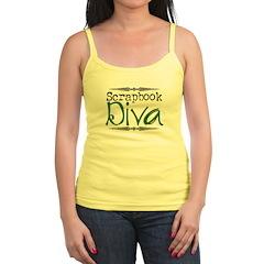 Scrapbooking Diva 2 Jr.Spaghetti Strap
