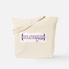 Scrapbooking Diva 1 Tote Bag