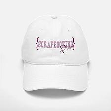 Scrapbooking Diva 1 Baseball Baseball Cap