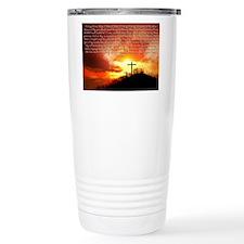 Morning Prayer Thermos Mug