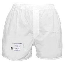 Knowledge - Boxer Shorts