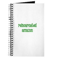 Reincarnated Amazon Journal