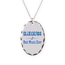 Bluegrass Best Music Necklace