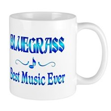 Bluegrass Best Music Mug