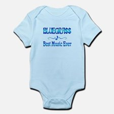 Bluegrass Best Music Infant Bodysuit