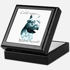 AmStaff Warm Heart Keepsake Box