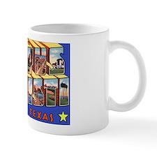 Corpus Christi Texas Greetings Mug