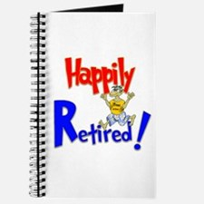 """""""Happily Retired"""" Journal"""