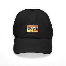 Custer South Dakota Greetings Baseball Hat