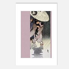 Vintage Japan Postcards (Package of 8)