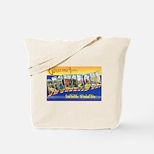 Dickinson North Dakota Greetings Tote Bag