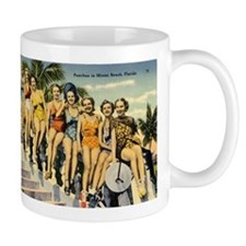 Retro Summer Beauties Mug