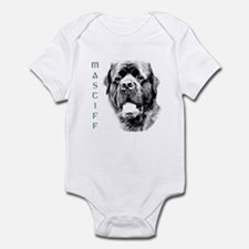 Charcoal 10 Infant Bodysuit