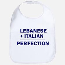 Lebanese + Italian Bib