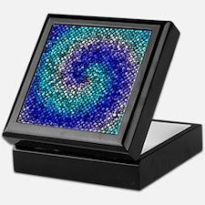 Funny Mosaic Keepsake Box