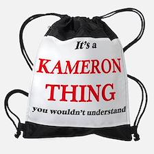 Unique Kameron Drawstring Bag