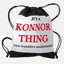 Cute Konnor Drawstring Bag