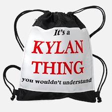 It's a Kylan thing, you wouldn& Drawstring Bag