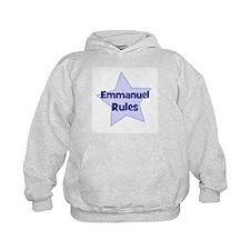Emmanuel Rules Hoodie