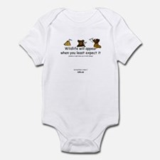 Wildlife Infant Bodysuit