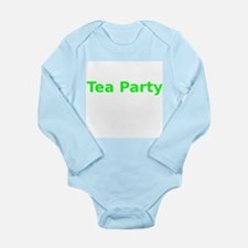 Tea Party Body Suit