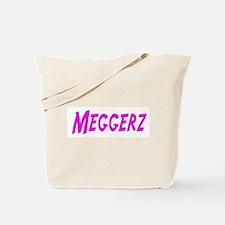 Meggerz Tote Bag