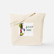 YEAH MAN Tote Bag