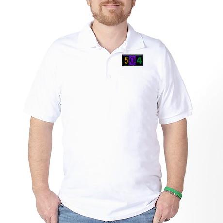 NOLA 504 Golf Shirt