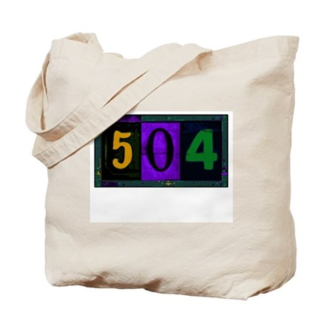 NOLA 504 Tote Bag