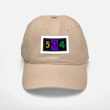 NOLA 504 Baseball Baseball Cap