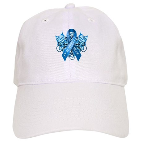 I Wear Blue for Myself Baseball Cap