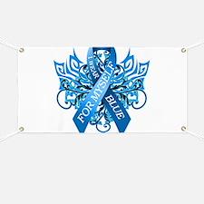 I Wear Blue for Myself Banner
