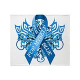 Colon cancer survivor Blankets
