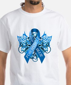 I Wear Blue for Myself T-Shirt