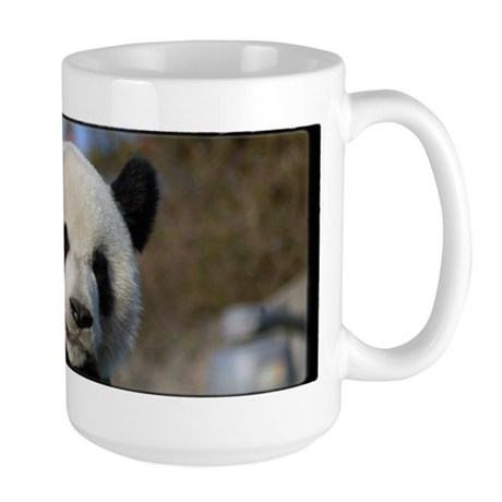 Giant Panda Bear 25 Large Mug