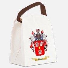 Bennett English Canvas Lunch Bag