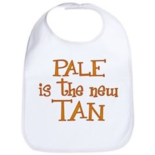 """Pale is the new tan"" Bib"