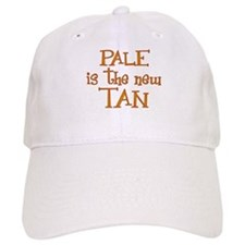 """""""Pale is the new tan"""" Baseball Cap"""
