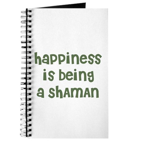 Happiness is being a SHAMAN Journal