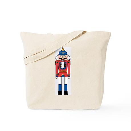Nutcracker Soldier Tote Bag