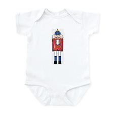 Nutcracker Soldier Infant Bodysuit