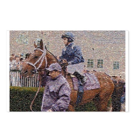 Mosaic Postcards (Package of 8)