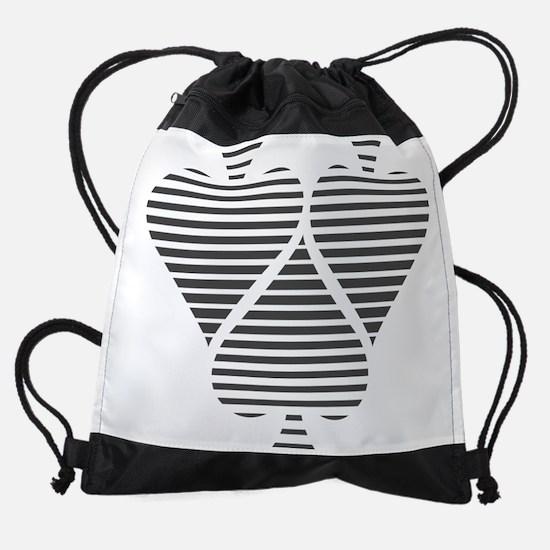 Spades - Poker Drawstring Bag