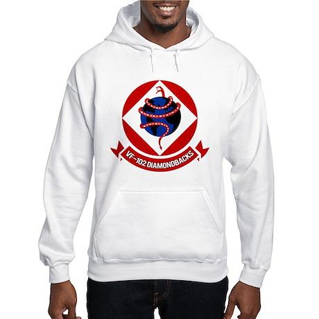 VF-102 DIAMONDBACKS Hooded Sweatshirt